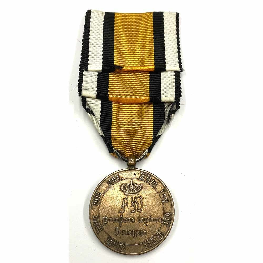 1813/14 War medal combatant with squared arms 2