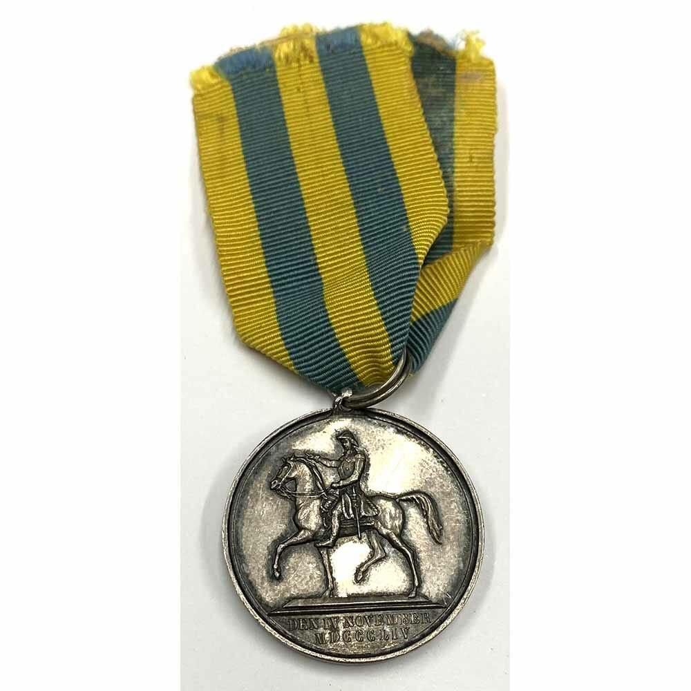 The Karl Johansmedaljen  Silver 2