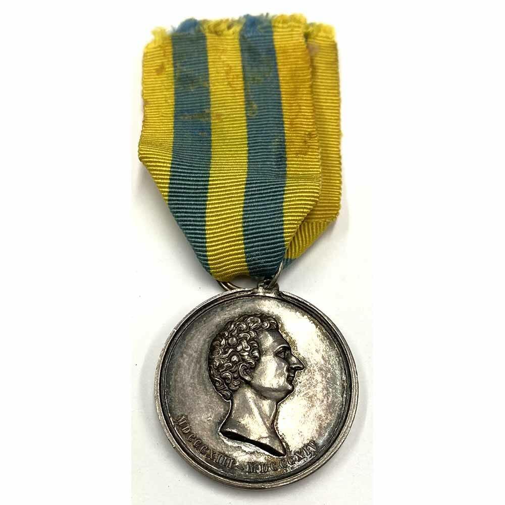 The Karl Johansmedaljen  Silver 1