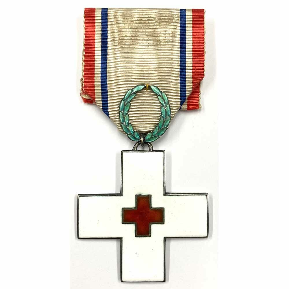 Red Cross Order Badge of Honour 1
