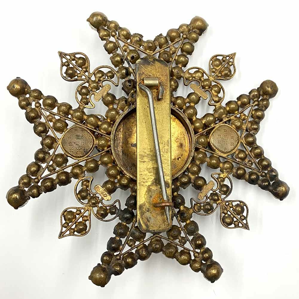 Order of The Holy Sprit Breast Star 2