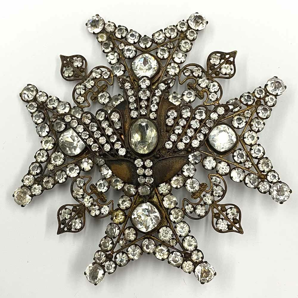 Order of The Holy Sprit Breast Star 1