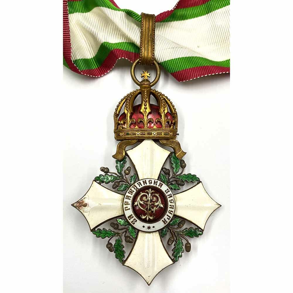 Order of Civil Merit Commander 1st Type 1