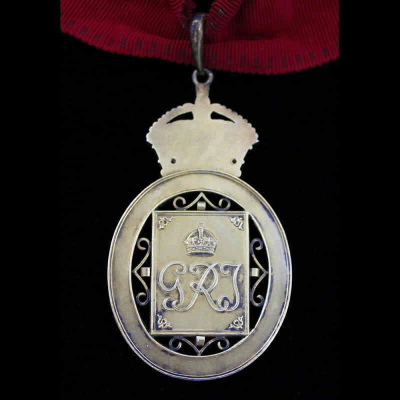 Order of the Companions of Honour C.H. GV 2