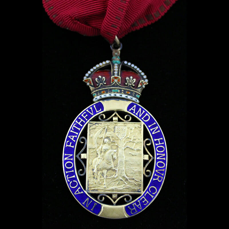 Order of the Companions of Honour C.H. GV 1