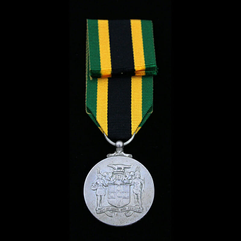 Jamaica Independence Medal 2