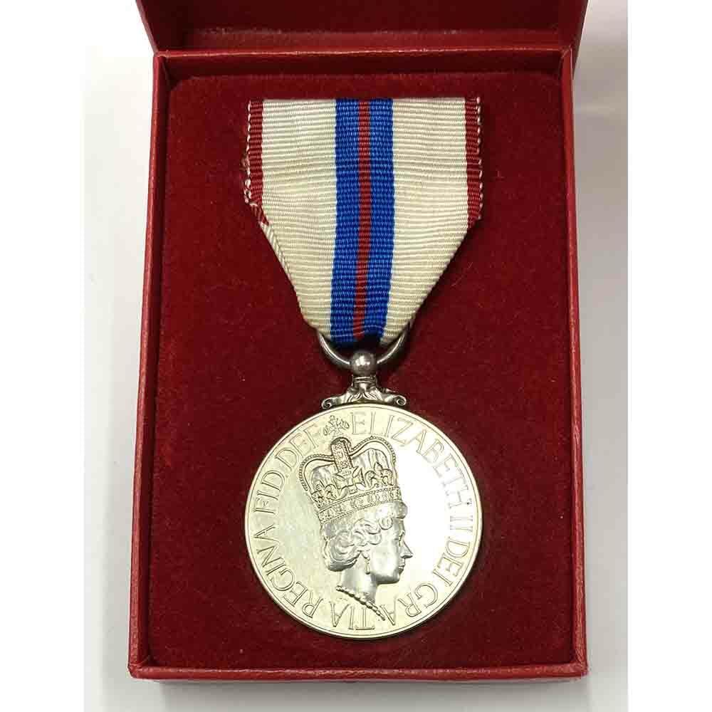 1977 Jubilee medal EIIR 1