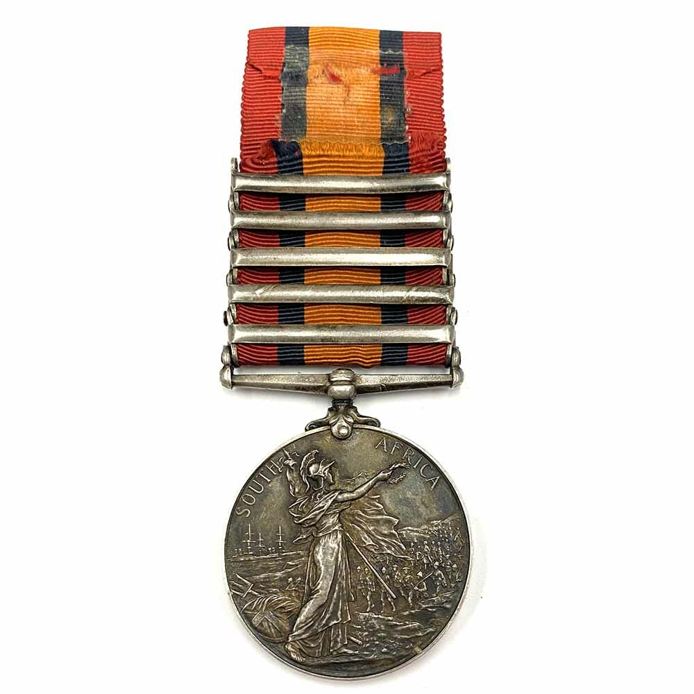 QSA Scots Guard MID 2