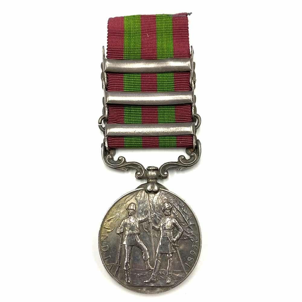 IGS 1895 3 Bars Gordon Highlanders 2