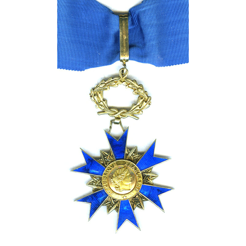 Order of National Merit  1963 Commander 1
