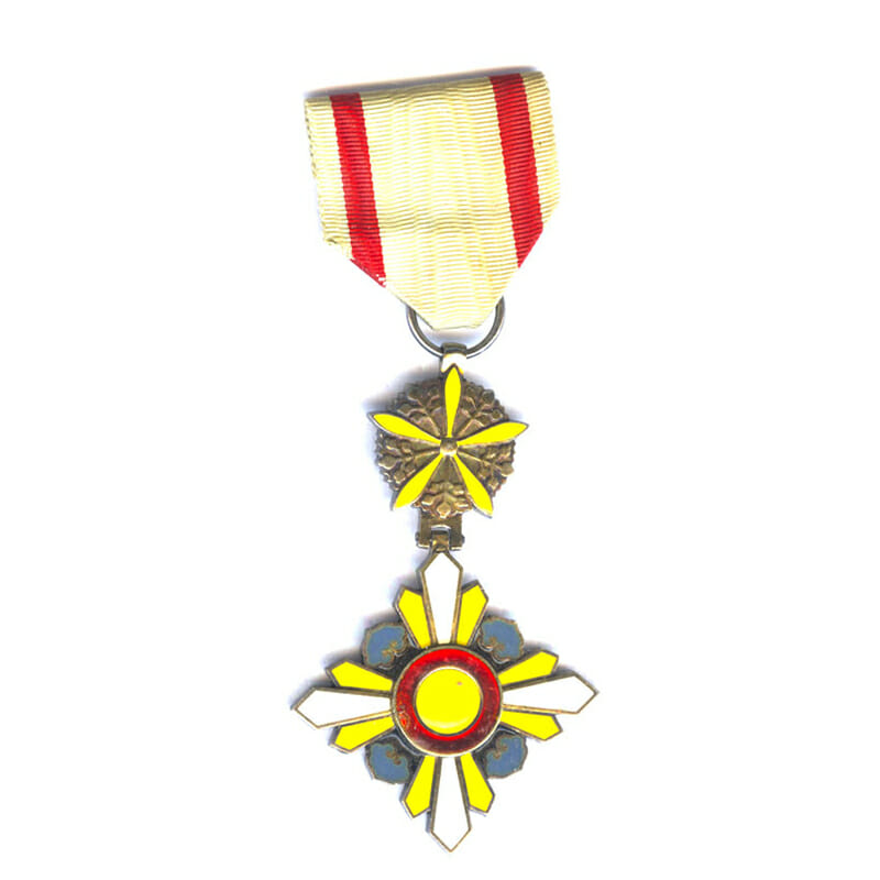 Order of the Auspicious Clouds 5th Class 1