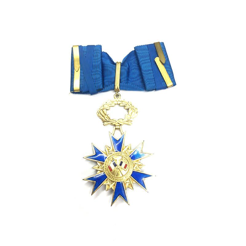 Order of National Merit  1963 Commander 2