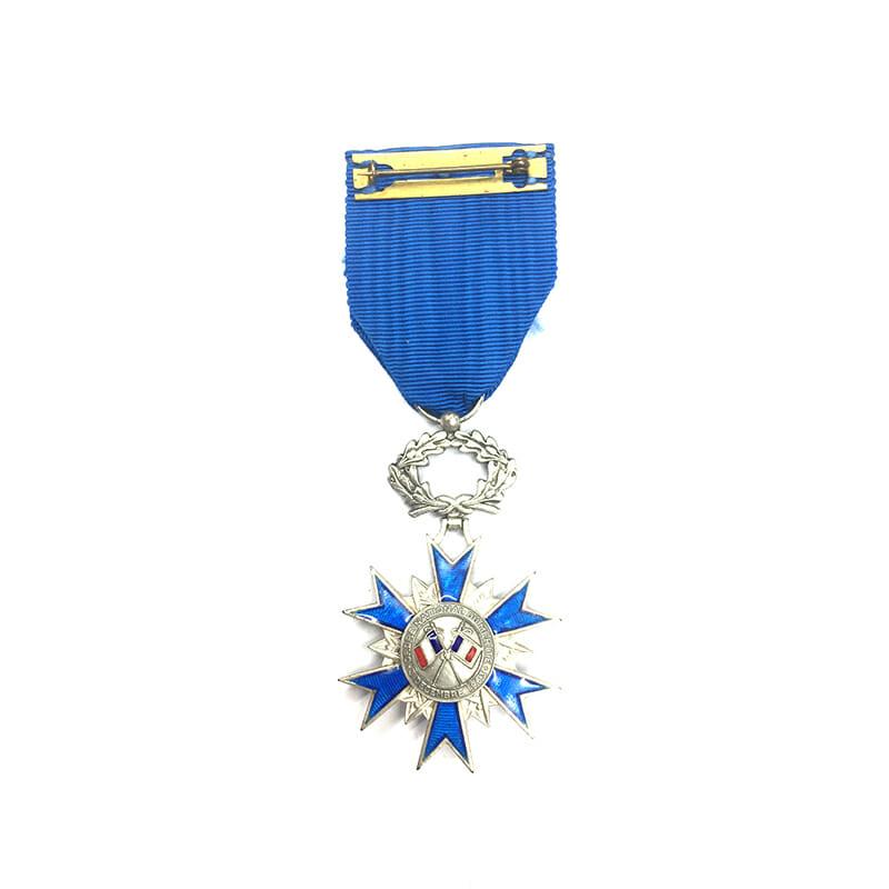 Order of National Merit  1963 Knight 2