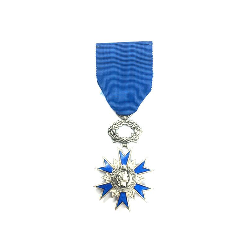 Order of National Merit  1963 Knight 1