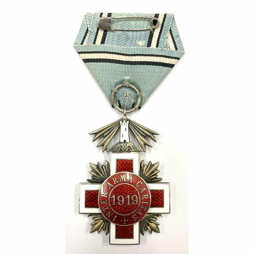 Order of the Red Cross  Knights badge 2