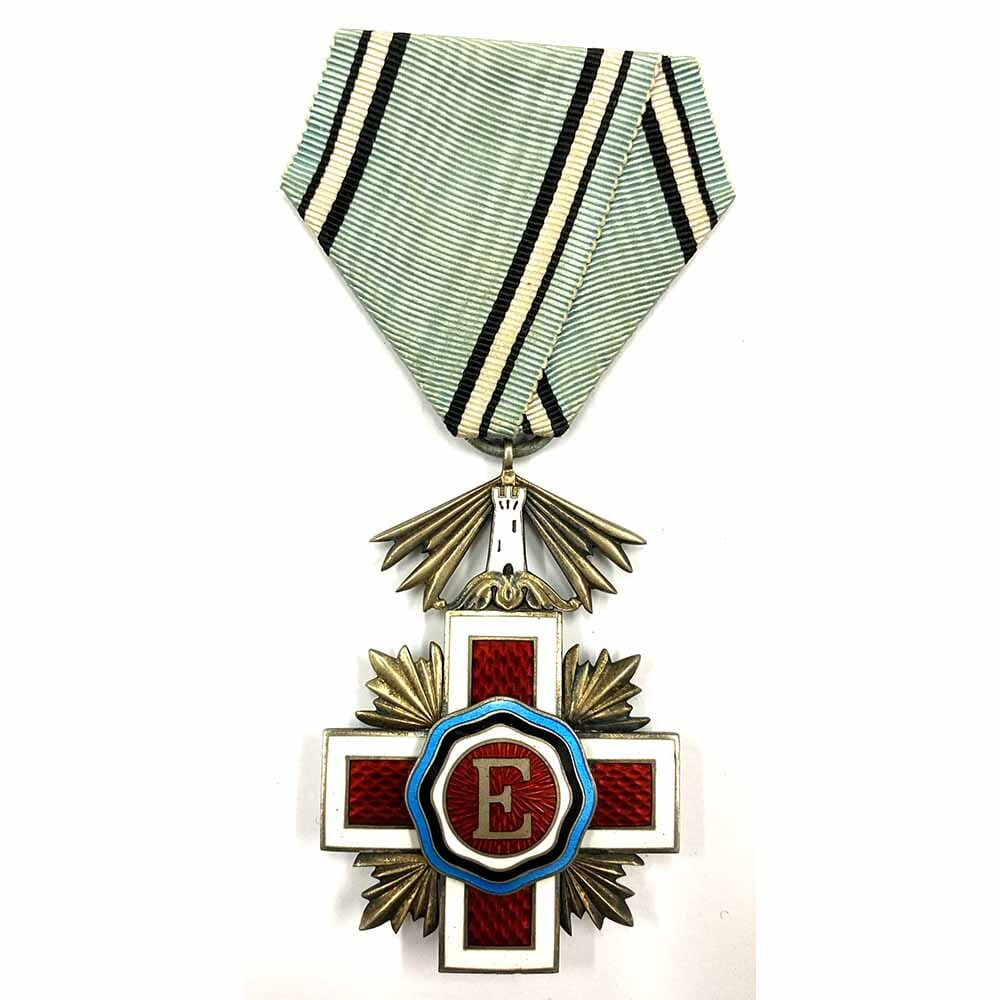 Order of the Red Cross  Knights badge 1