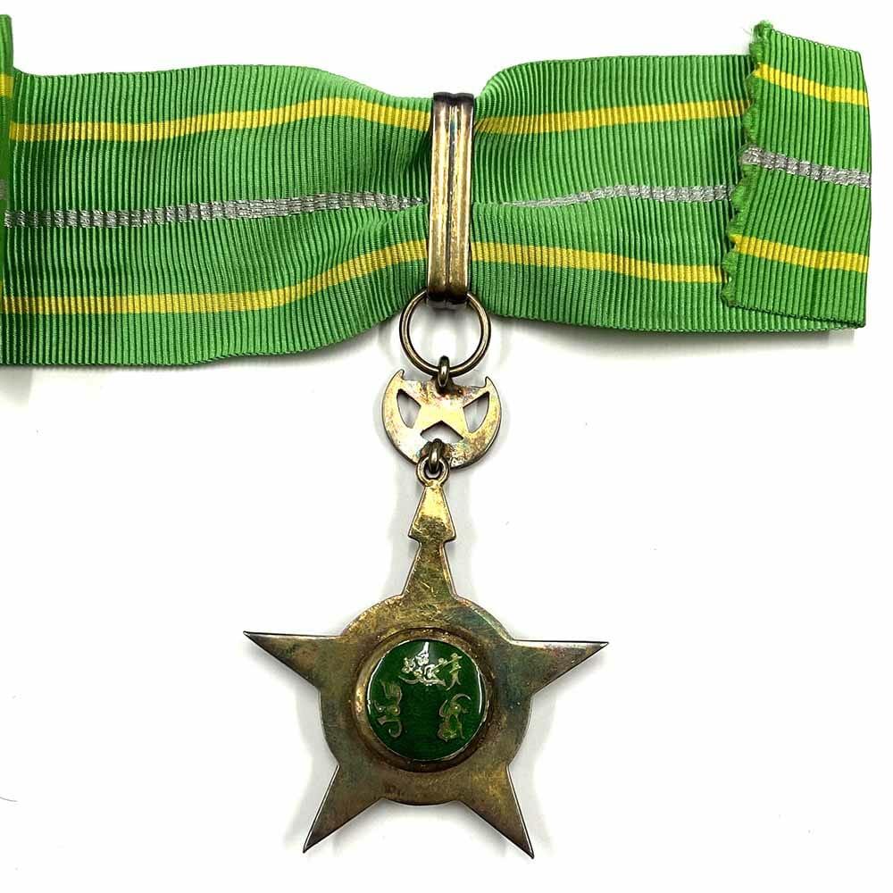 Order of National Merit Commander neck badge 2