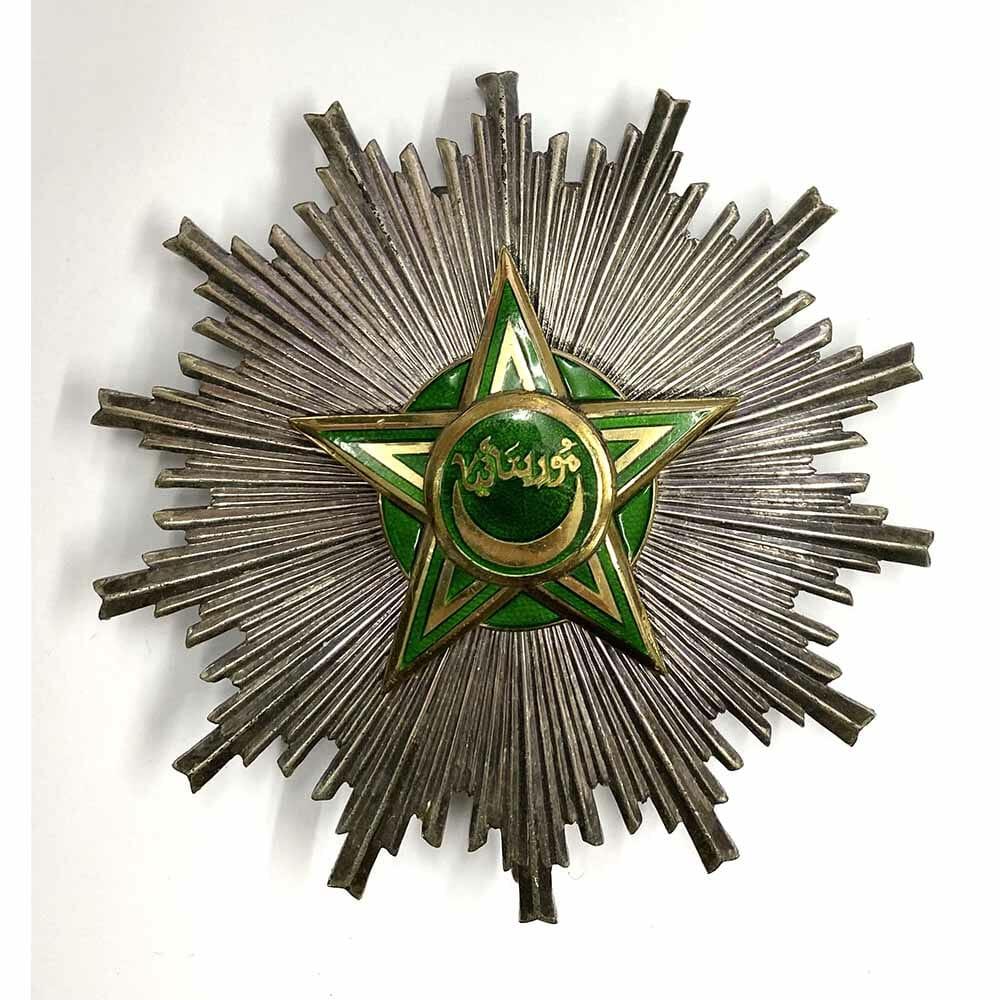 Order of National Merit Grand Cross Breast Star 1