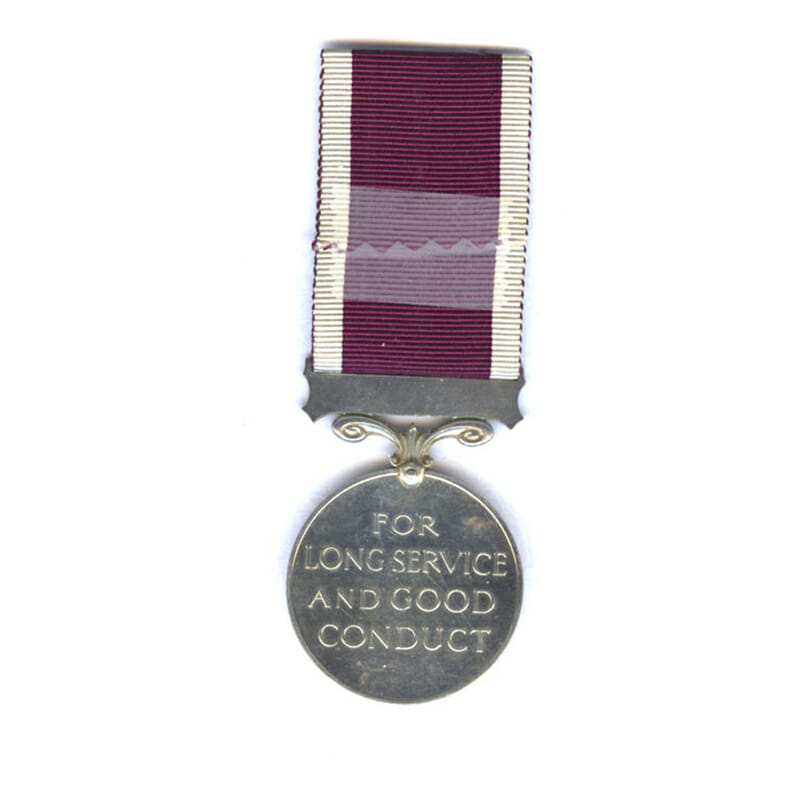 Army Long Service and Good Conduct 2