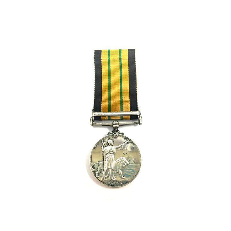 AGS Aro 1901-2 South Nigeria Regt 2