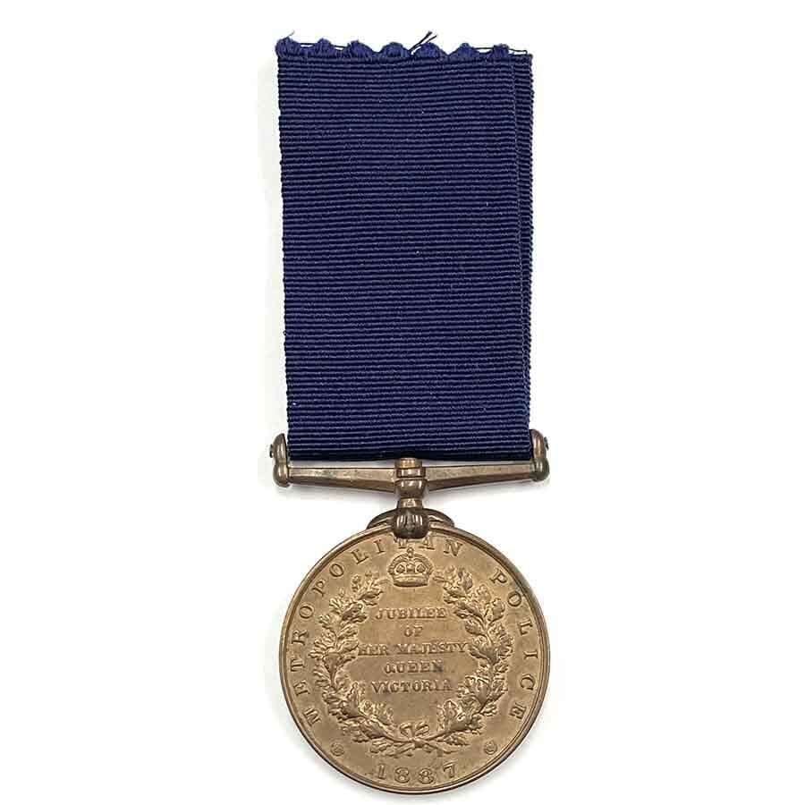 Met Police Jubilee 1887 V Div 2