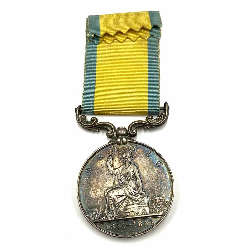 Baltic Medal 1854-55 2