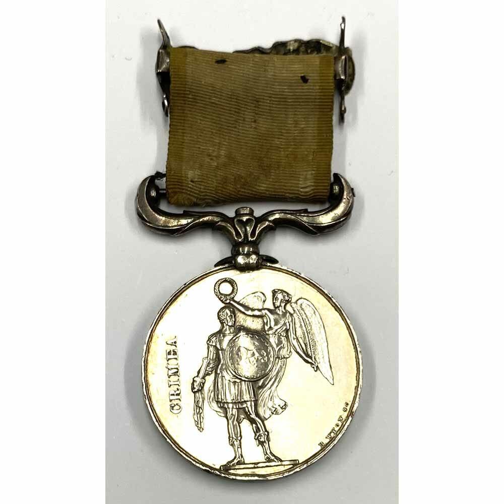 Crimea War Medal clasp Sebastopol 2