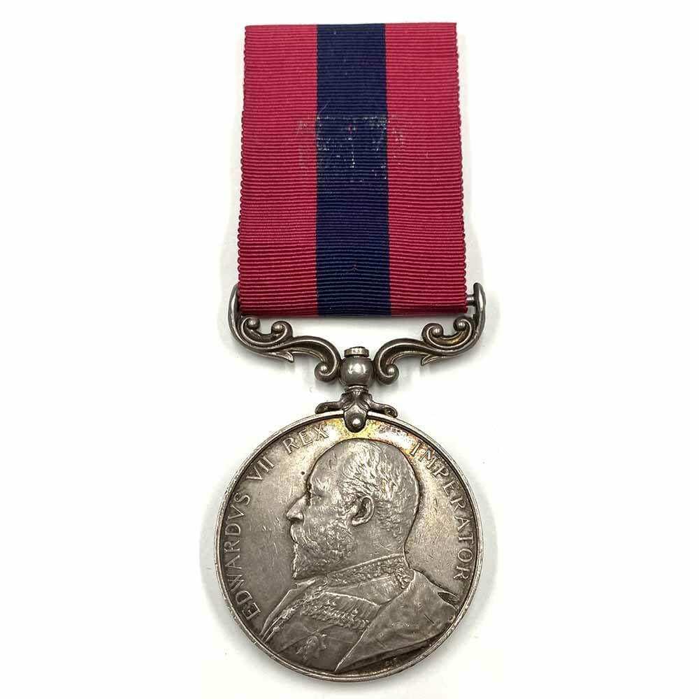 DCM Liverpool Joint Victoria Cross 1