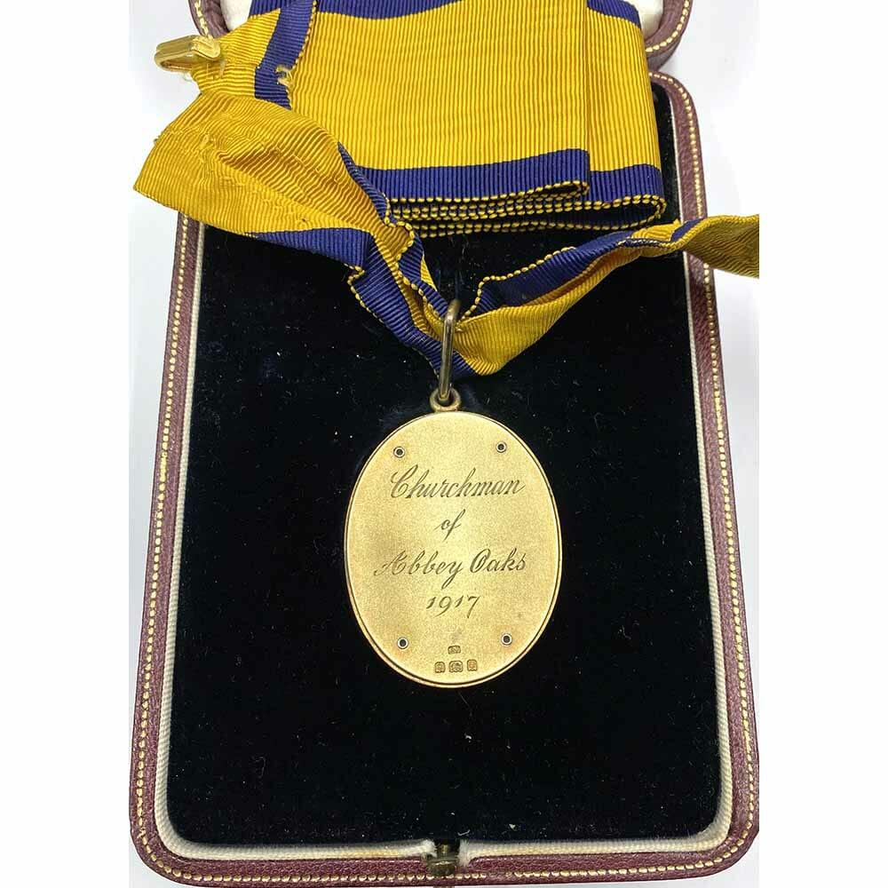 Baronet Badge Churchman 2