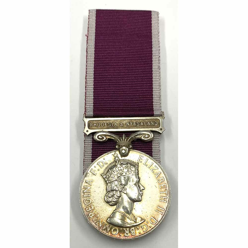 Army LSGC Rhodesia Nyasaland 1