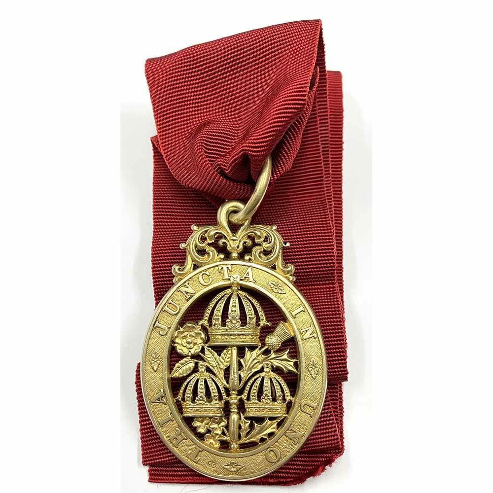 KCB Civil Neck Badge 2