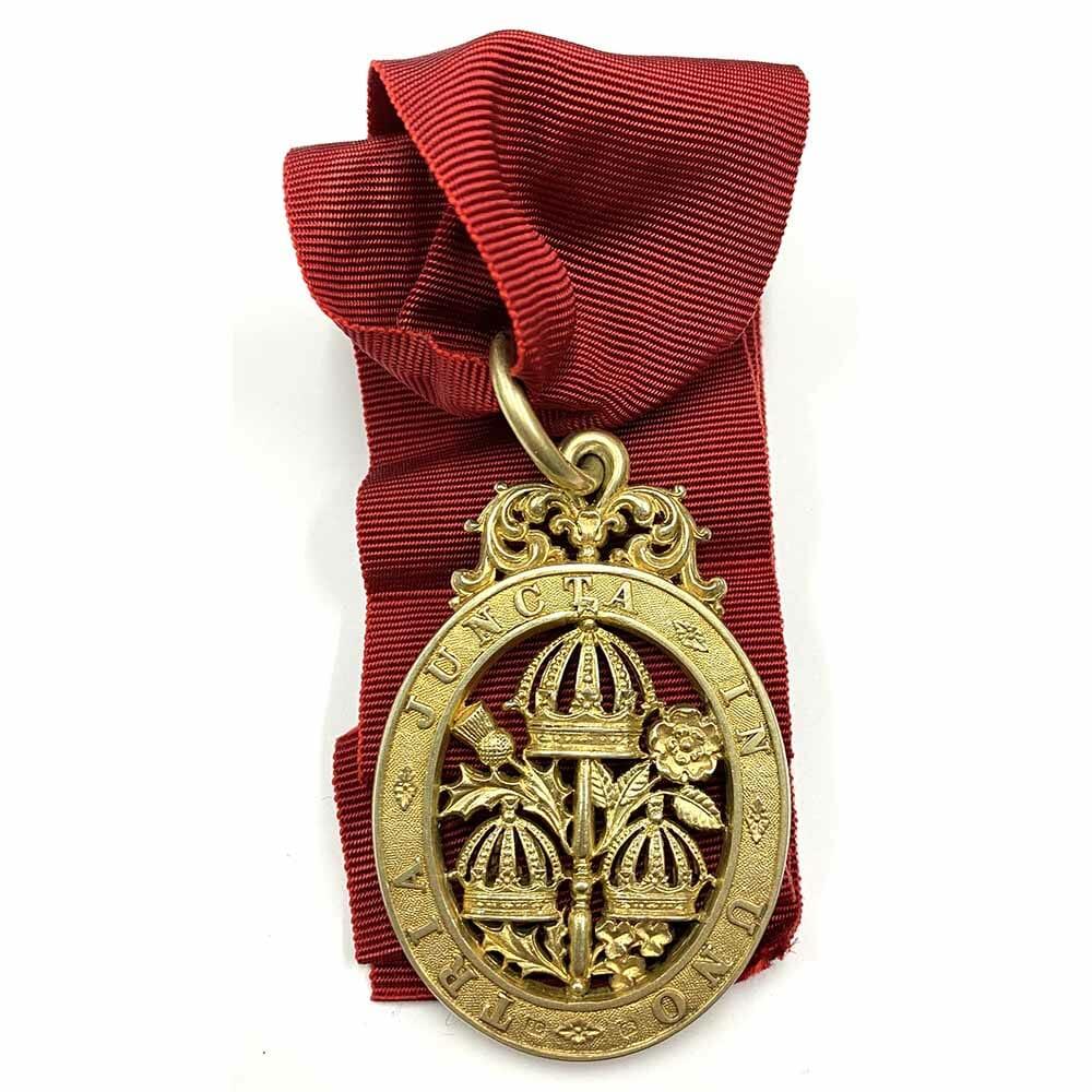 KCB Civil Neck Badge 1