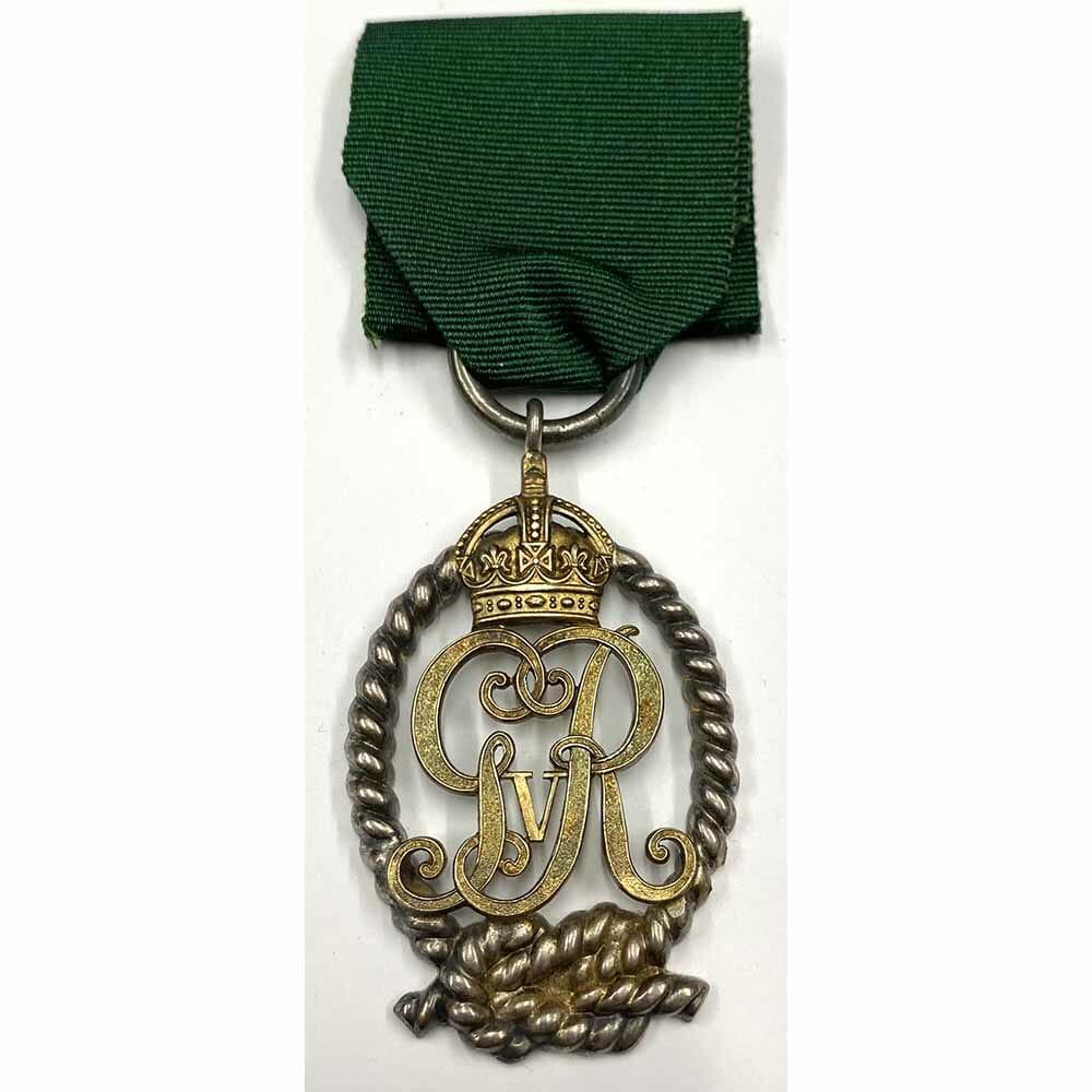 Royal Naval Reserve Officers Decoration 1