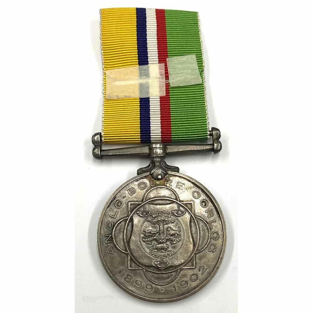 Anglo Boer Oorlog POW Middelburg Kdo 2