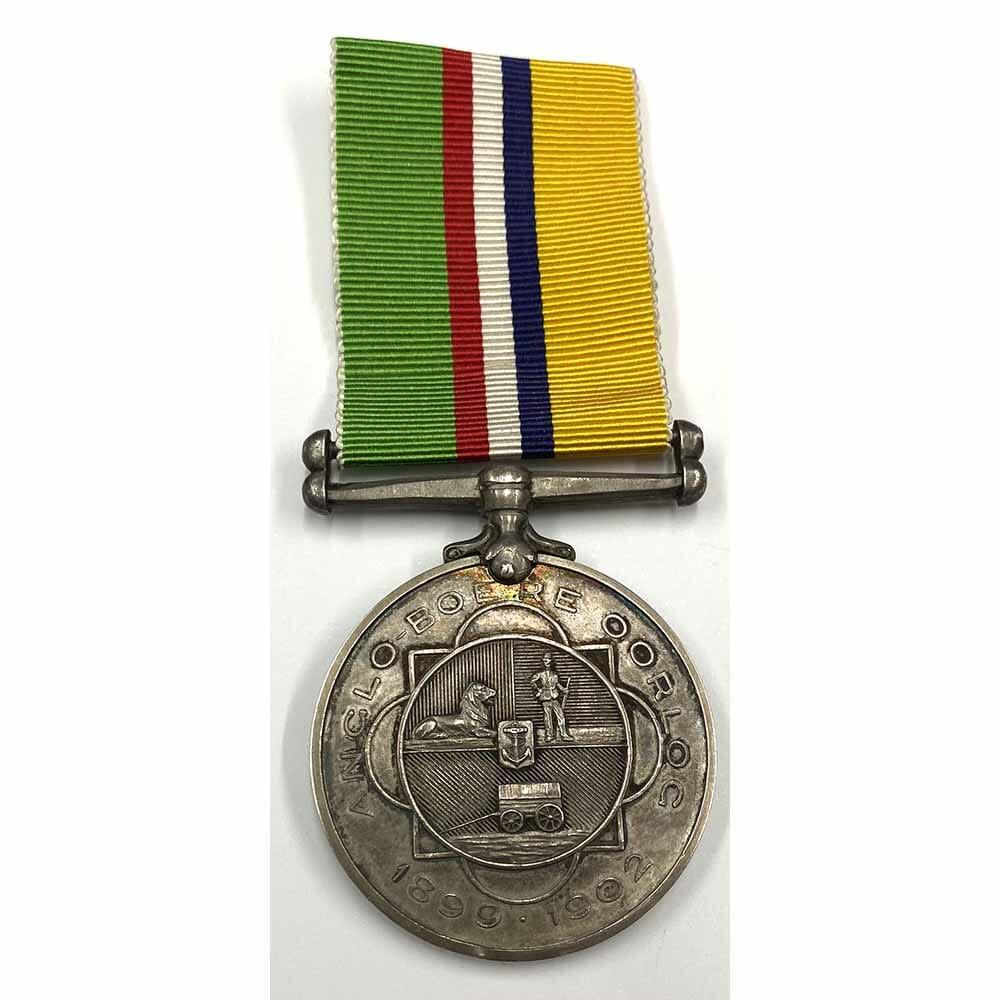 Anglo Boer Oorlog POW Middelburg Kdo 1