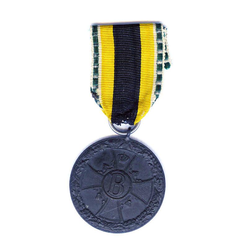 War Merit  Medal  1915-1918 zinc 1