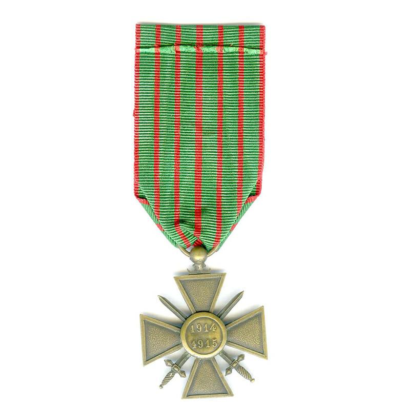 Croix de Guerre 1914-15 2