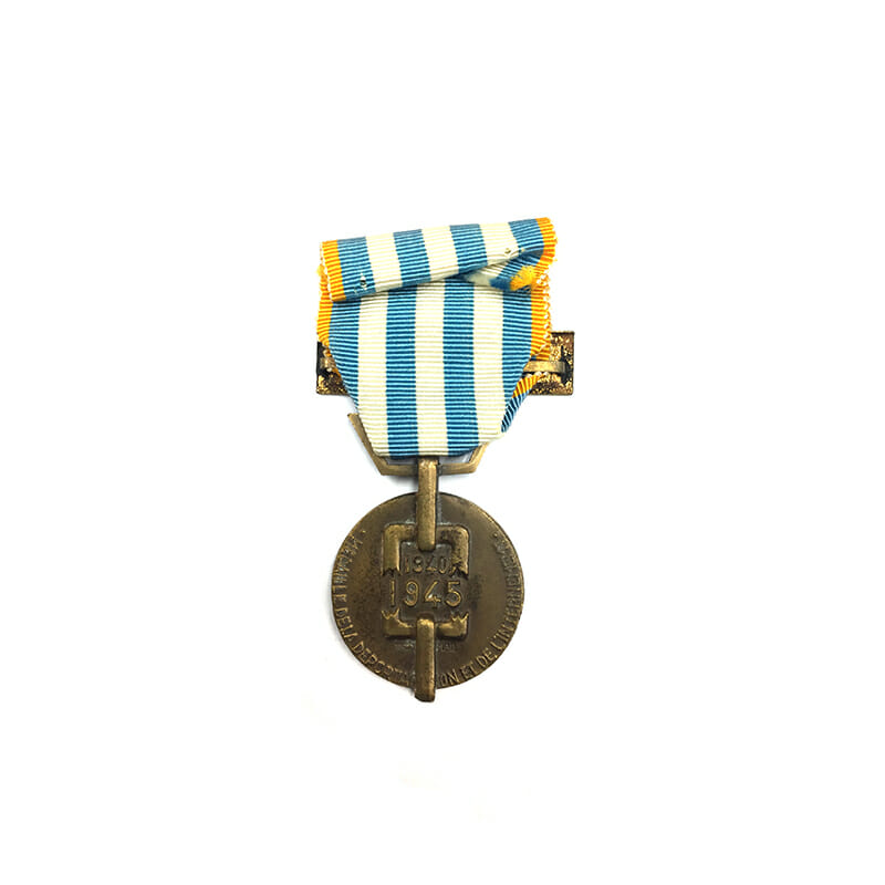 Medal for Deportees and Internment of 1940-1945 bar Deporte 2