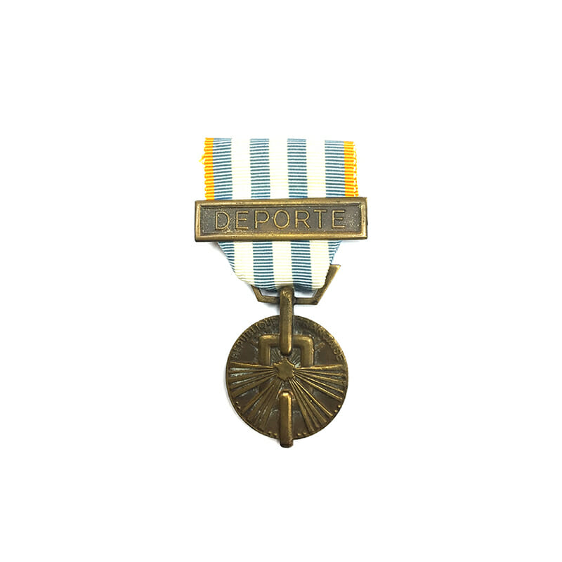 Medal for Deportees and Internment of 1940-1945 bar Deporte 1