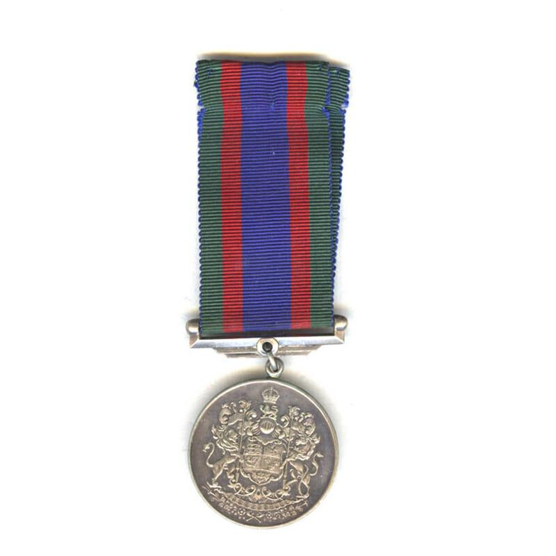 1939-45 Volunteers medal silver 1