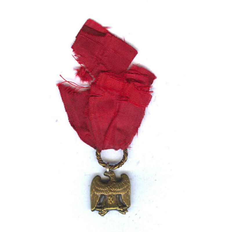 "Insignia of a Veteran of the wars of the 1st Empire( ""Debris... 1"