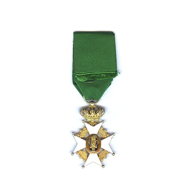 Order of Vasa Officer in silver gilt 2