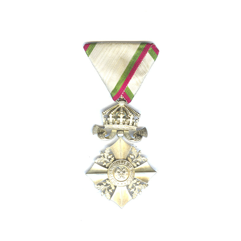 Order of Civil Merit Silver Merit Cross 1