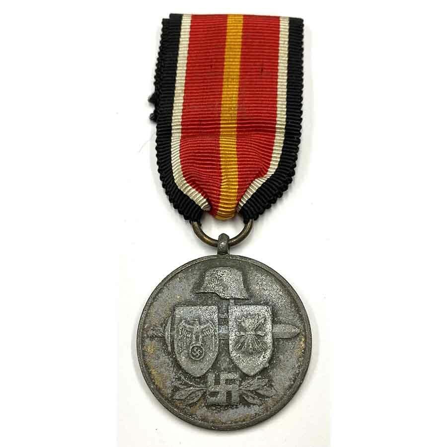 Spanish Volunteers Division in Russia medal 1