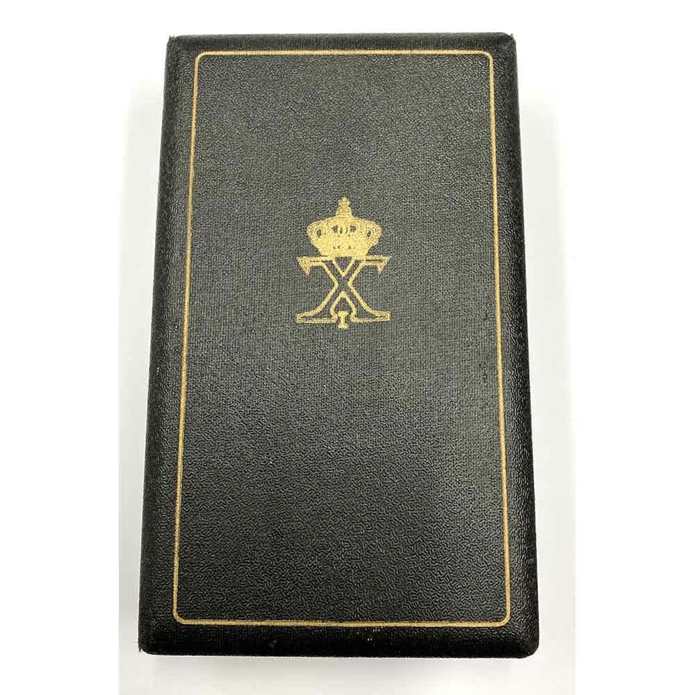 Order of George I Commander 3