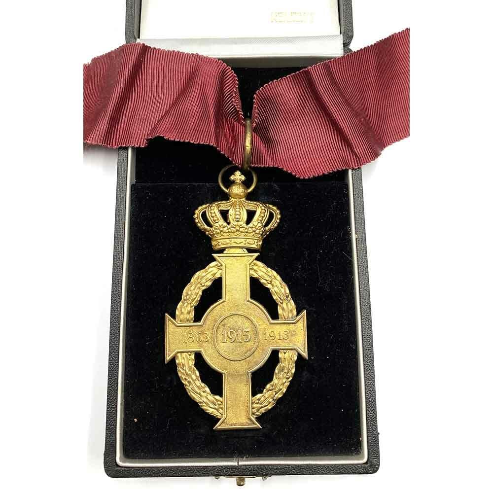 Order of George I Commander 2