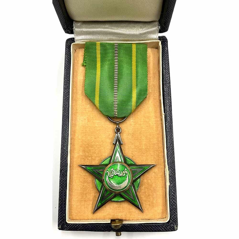 Order of National Merit knight 1
