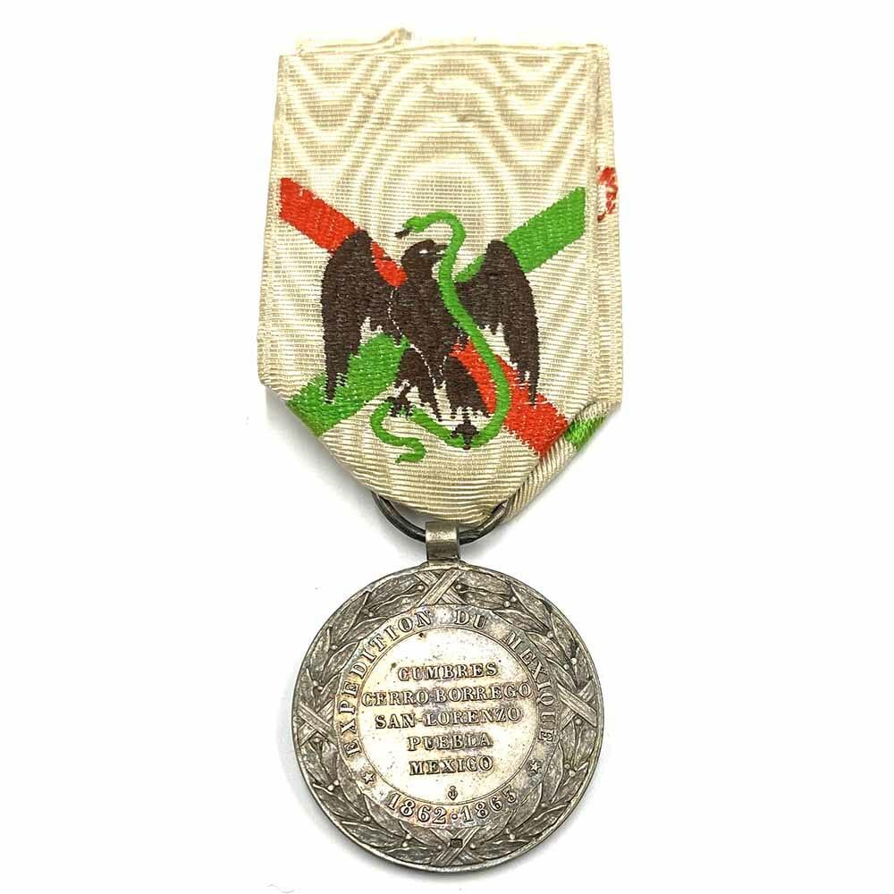 Mexico Campaign Barre 2