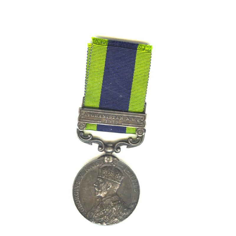 India General Service 1908 1
