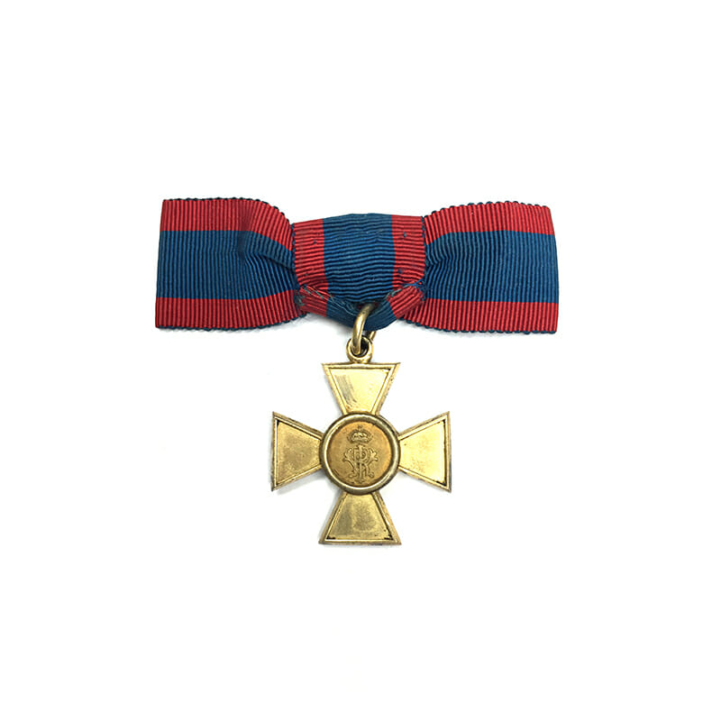 Royal Red Cross, Queen Victoria 2